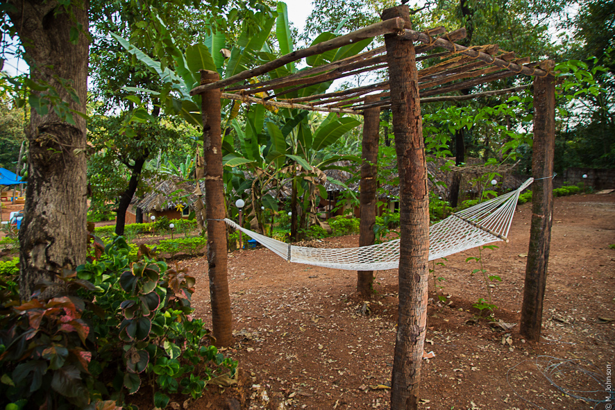 Nestled within the natural beauty of Goa