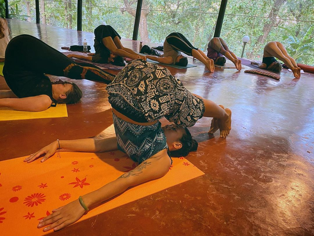 Asana for Yoga Teacher Training